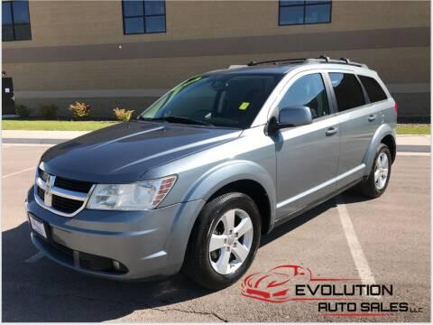 2010 Dodge Journey for sale at Evolution Auto Sales LLC in Springville UT