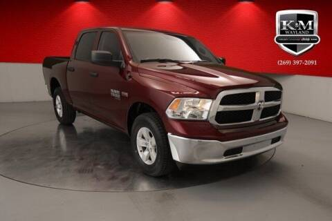 2020 RAM Ram Pickup 1500 Classic for sale at K&M Wayland Chrysler  Dodge Jeep Ram in Wayland MI