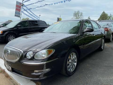 2008 Buick LaCrosse for sale at WOLF'S ELITE AUTOS in Wilmington DE