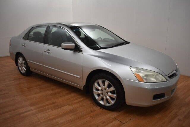 2006 Honda Accord for sale at Paris Motors Inc in Grand Rapids MI