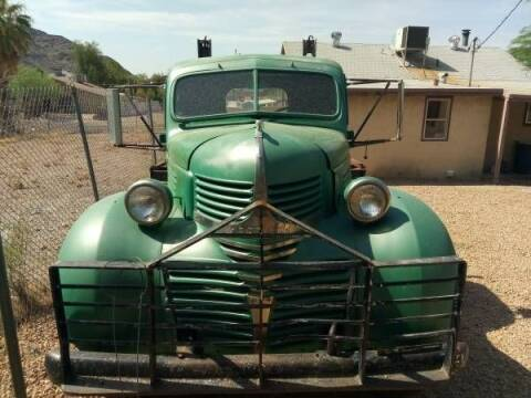 1940 Dodge Flatbed for sale at Classic Car Deals in Cadillac MI