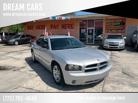 2007 Dodge Charger for sale at DREAM CARS in Stuart FL