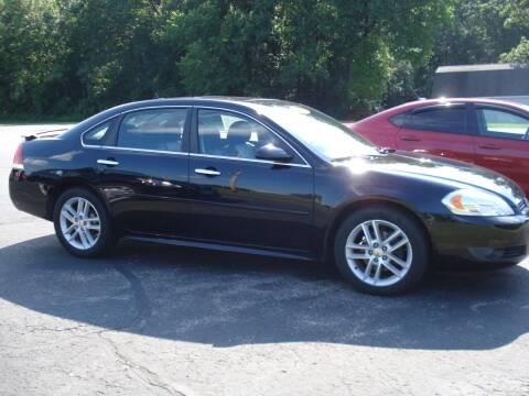 2011 Chevrolet Impala for sale at Fox River Auto Sales in Princeton WI