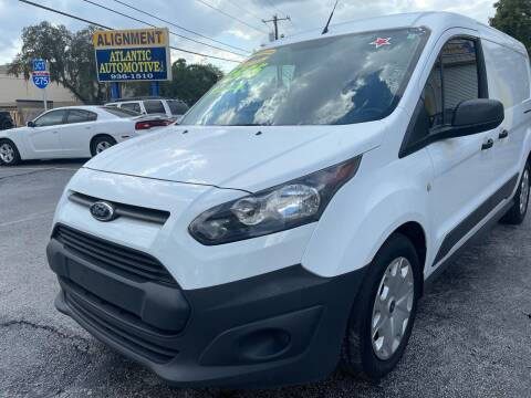 2016 Ford Transit Connect Cargo for sale at RoMicco Cars and Trucks in Tampa FL