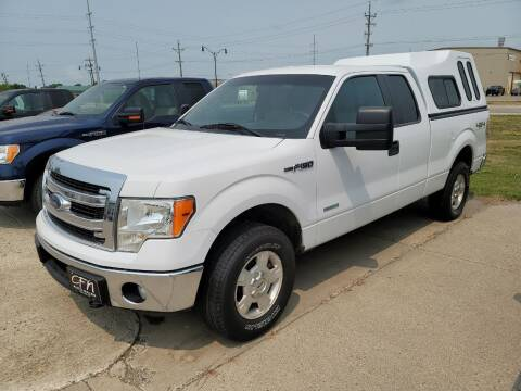 2013 Ford F-150 for sale at CFN Auto Sales in West Fargo ND