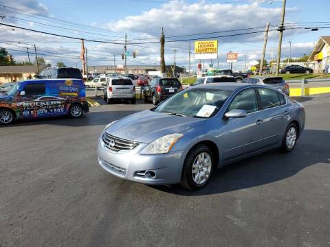2011 Nissan Altima for sale at Rucker's Auto Sales Inc. in Nashville TN
