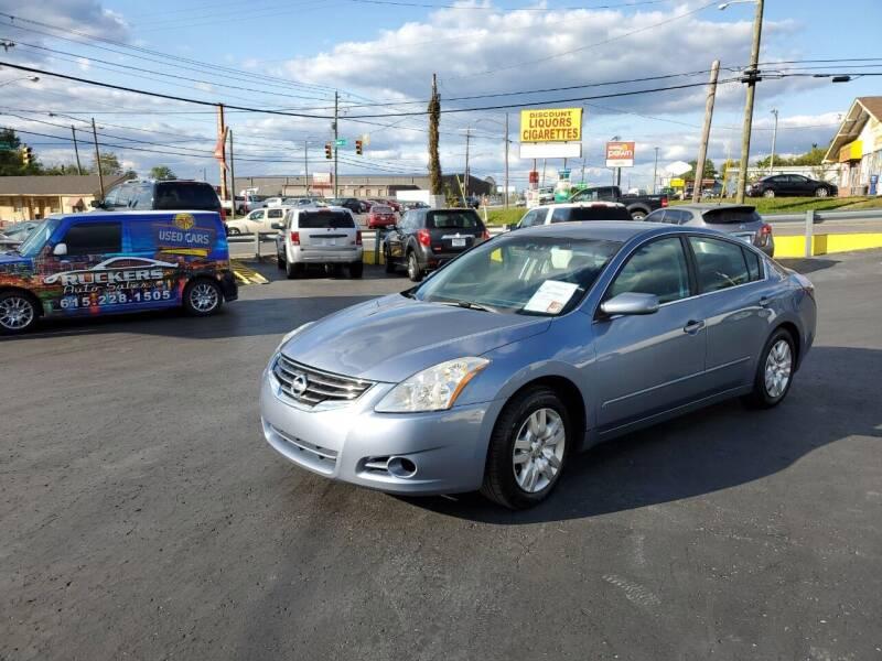 2011 Nissan Altima for sale at Rucker's Auto Sales Inc. in Nashville TN