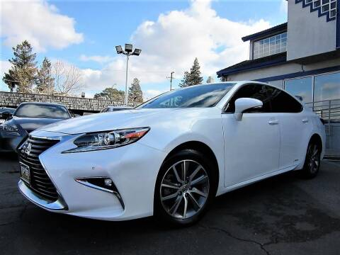 2016 Lexus ES 300h for sale at Top Tier Motorcars in San Jose CA