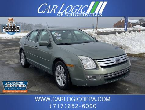 2009 Ford Fusion for sale at Car Logic in Wrightsville PA