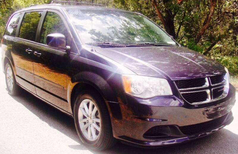 2014 Dodge Grand Caravan for sale at Coleman Auto Group in Austin TX