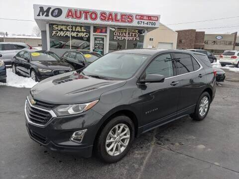 2019 Chevrolet Equinox for sale at Mo Auto Sales in Fairfield OH