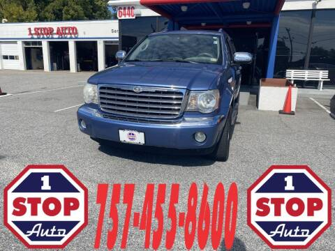 2007 Chrysler Aspen for sale at 1 Stop Auto in Norfolk VA