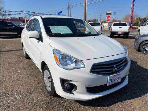 2017 Mitsubishi Mirage G4 for sale at Dealers Choice Inc in Farmersville CA