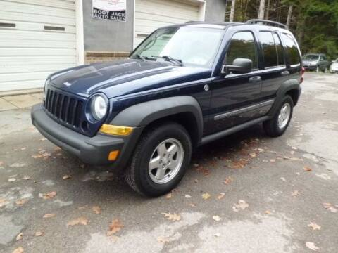 2006 Jeep Liberty for sale at Boot Jack Auto Sales in Ridgway PA