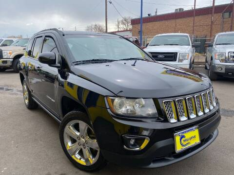 2014 Jeep Compass for sale at New Wave Auto Brokers & Sales in Denver CO