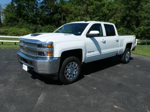 2019 Chevrolet Silverado 2500HD for sale at Woodcrest Motors in Stevens PA
