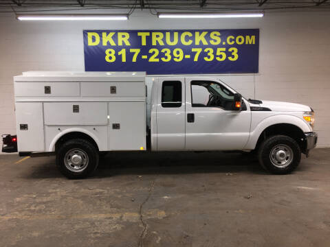 2016 Ford F-350 Super Duty for sale at DKR Trucks in Arlington TX