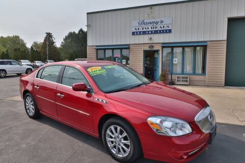 2010 Buick Lucerne for sale at Danny's Auto Deals in Grafton WI