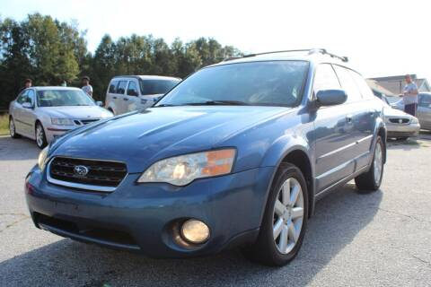 2007 Subaru Outback for sale at UpCountry Motors in Taylors SC