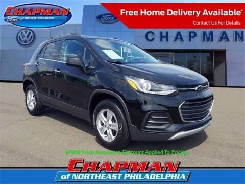 2019 Chevrolet Trax for sale at CHAPMAN FORD NORTHEAST PHILADELPHIA in Philadelphia PA