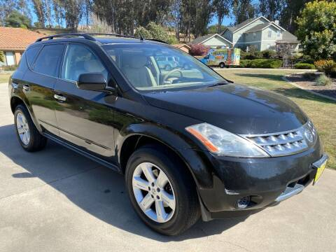 2007 Nissan Murano for sale at HEILAND AUTO SALES in Oceano CA