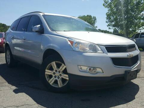 2011 Chevrolet Traverse for sale at GLOVECARS.COM LLC in Johnstown NY