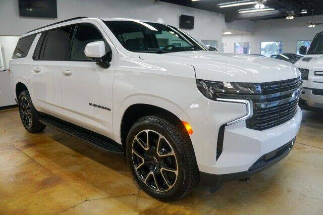 2021 Chevrolet Suburban for sale at RPT SALES & LEASING in Orlando FL