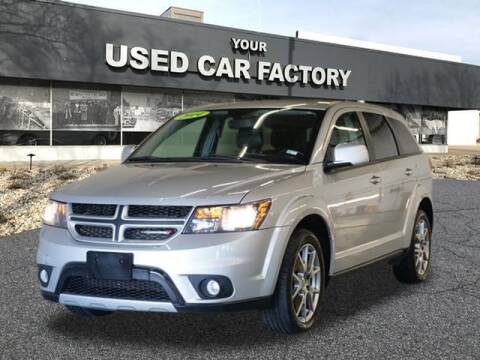 2014 Dodge Journey for sale at JOELSCARZ.COM in Flushing MI