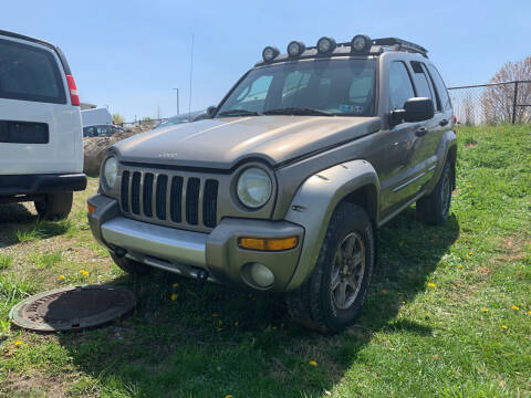 2002 Jeep Liberty for sale at 1NCE DRIVEN in Easton PA