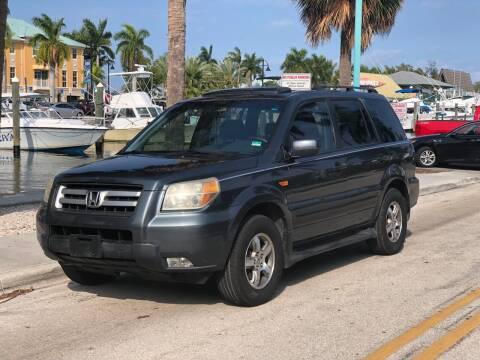 2006 Honda Pilot for sale at L G AUTO SALES in Boynton Beach FL