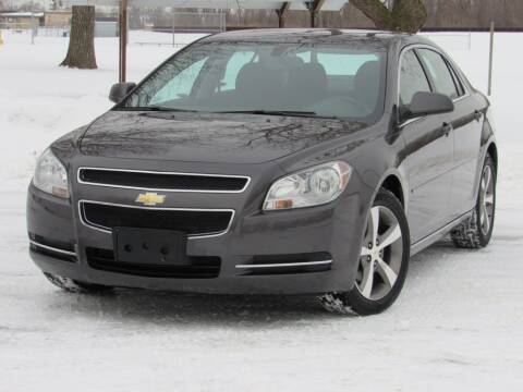 2011 Chevrolet Malibu for sale at Highland Luxury in Highland IN