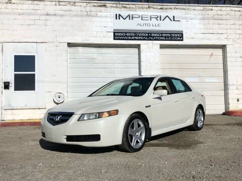 2006 Acura TL for sale at Imperial Auto of Marshall in Marshall MO