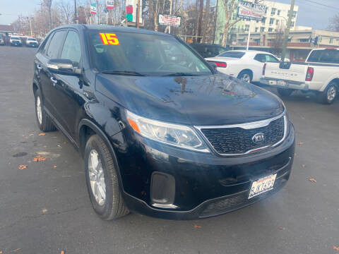 2015 Kia Sorento for sale at San Jose Auto Outlet in San Jose CA