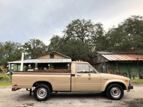 1982 Toyota Pickup for sale at OVE Car Trader Corp in Tampa FL