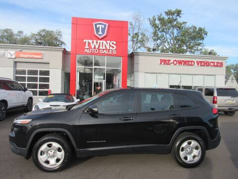 2014 Jeep Cherokee for sale at Twins Auto Sales Inc Redford 1 in Redford MI