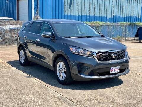 2020 Kia Sorento for sale at USA Car Sales in Houston TX