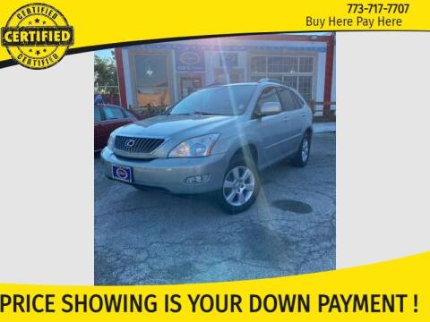 2009 Lexus RX 350 for sale at AutoBank in Chicago IL