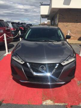 2020 Nissan Maxima for sale at Penland Automotive Group in Taylors SC