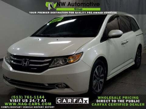 2014 Honda Odyssey for sale at NW Automotive Group in Cincinnati OH