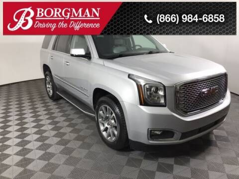 2016 GMC Yukon for sale at BORGMAN OF HOLLAND LLC in Holland MI