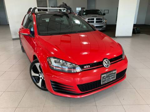 2016 Volkswagen Golf GTI for sale at Auto Mall of Springfield in Springfield IL
