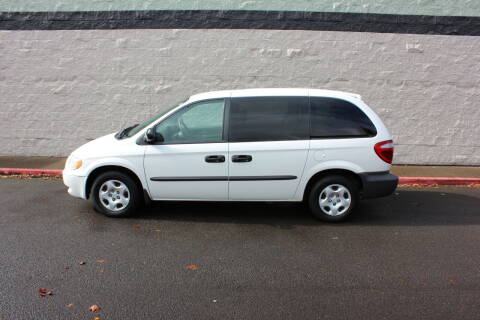 2002 Dodge Caravan for sale at Al Hutchinson Auto Center in Corvallis OR