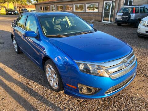 2011 Ford Fusion for sale at Truck City Inc in Des Moines IA