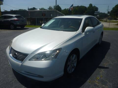 2007 Lexus ES 350 for sale at Roswell Auto Imports in Austell GA