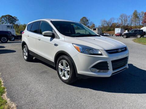 2016 Ford Escape for sale at Variety Auto Sales in Abingdon VA