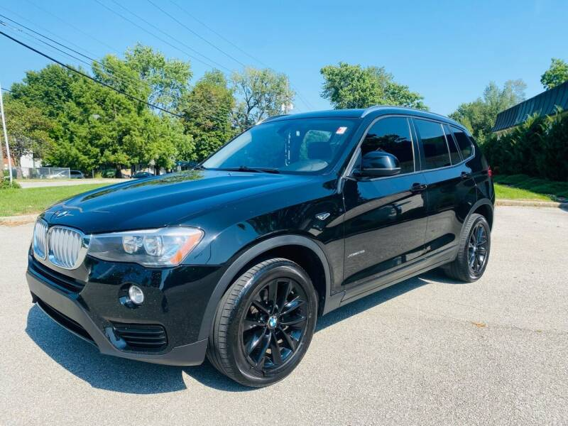 2015 BMW X3 for sale at Xtreme Auto Mart LLC in Kansas City MO