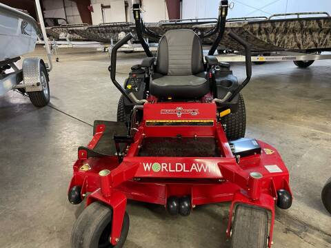 2021 WorldLawn Diamondback XE for sale at Southside Outdoors in Turbeville SC