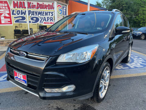 2015 Ford Escape for sale at US AUTO SALES in Baltimore MD