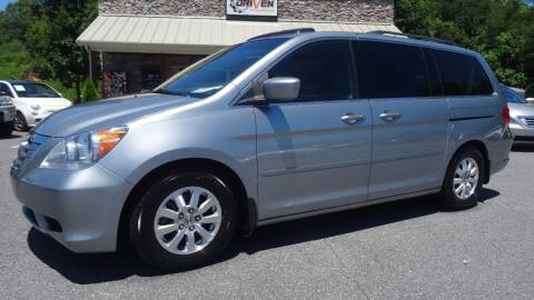 2009 Honda Odyssey for sale at Driven Pre-Owned in Lenoir NC