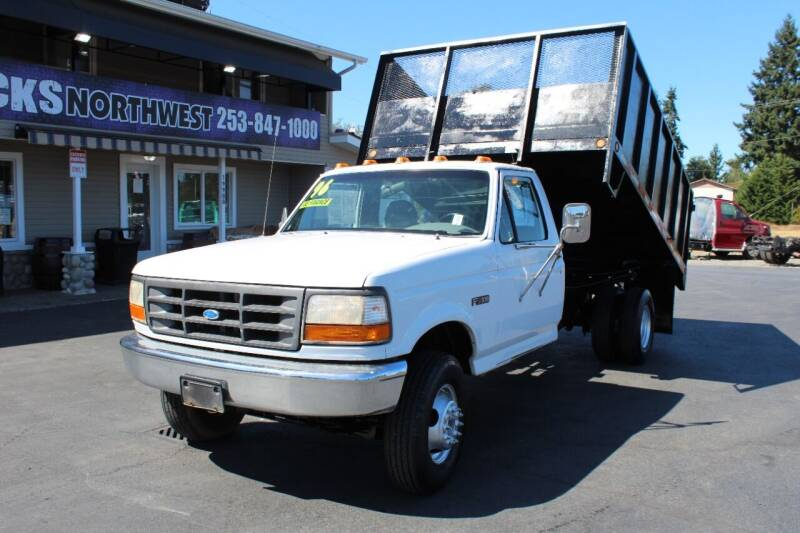 1996 Ford F-450 for sale in Spanaway, WA